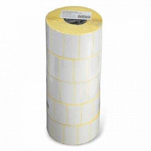 Этикетка ТермоТоп (47х26 мм), 2000 этикеток в ролике, светостойкость до 12 месяцев