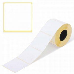 Этикетка ТермоТоп (58х60 мм), 500 этикеток в ролике, светостойкость до 12 месяцев