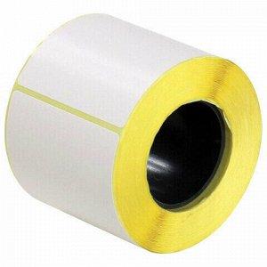 Этикетка ТермоЭко (58х90 мм), 500 этикеток в ролике, светостойкость до 2 месяцев, 112367