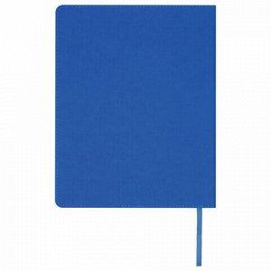 """Дневник 1-11 класс 48 л., обложка кожзам (гибкая), принт, BRAUBERG """"DAZZLE"""", синий, 105455"""