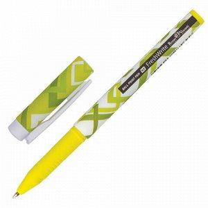 """Ручка шариковая BRUNO VISCONTI """"FreshWrite"""", СИНЯЯ, """"Ромбы"""", узел 0,7 мм, линия письма 0,5 мм, 20-0214/20"""