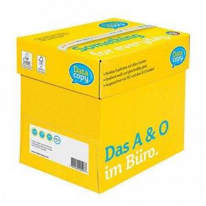 Бумага офисная DATA COPY, А4, 80 г/м2, 500 л., марка А+, Германия, белизна 170%