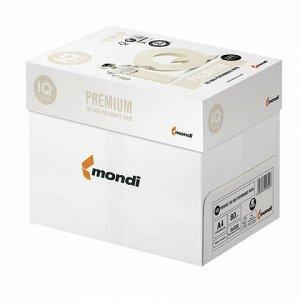 Бумага офисная IQ PREMIUM, А4, 80 г/м2, 500 л., марка А+, Mondi, белизна 170%