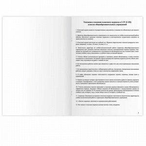 Классный журнал BRAUBERG 1-4 кл., А4, 200х290 мм, твердая ламинированная обложка, офсет, 125140