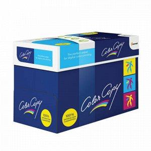 Бумага COLOR COPY, А4, 100 г/м2, 500 л., для полноцветной лазерной печати, А++, Австрия, 161% (CIE), A4-33709