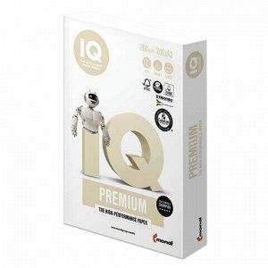 "Бумага IQ PREMIUM БОЛЬШОЙ ФОРМАТ (297х420 мм), А3, 200 г/м2, 250 л., класс ""А"", Австрия, белизна 170% (CIE)"