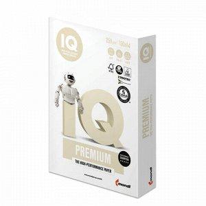 """Бумага IQ PREMIUM, А4, 250 г/м2, 150 л., класс """"А"""", Австрия, белизна 170% (CIE)"""