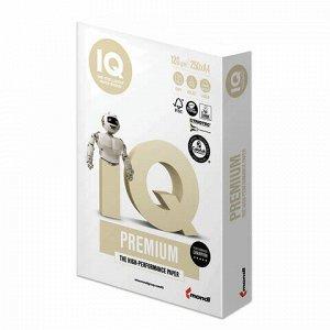 """Бумага IQ PREMIUM, А4, 120 г/м2, 250 л., класс """"А"""", Австрия, белизна 170% (CIE)"""