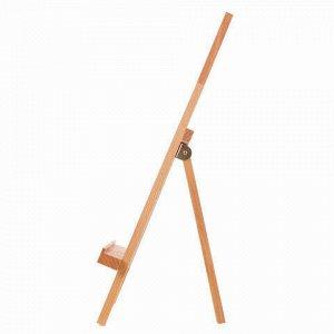 Мольберт настольный BRAUBERG ART CLASSIC, бук, 16х42х19см, высота холста 30см, 190658