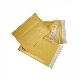 Конверт-пакеты с прослойкой из пузырчатой пленки (150х225 мм), крафт-бумага, отрывная полоса, КОМПЛЕКТ 10 шт., С/0-G.10