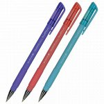 Ручка шариковая BRUNO VISCONTI EasyWrite, СИНЯЯ, Joy, корпус ассорти, узел 0,5 мм, линия письма 0,3 мм, 20-0044