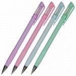 Ручка шариковая BRUNO VISCONTI EasyWrite, СИНЯЯ, Zefir, ассорти, узел 0,5 мм, линия письма 0,3 мм, 20-0206