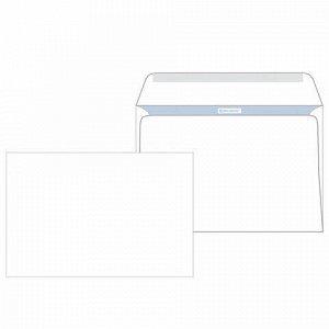 Конверты С4 (229х324 мм), клеевой слой, внутренняя запечатка, 90 г/м2, КОМПЛЕКТ 50 шт., BRAUBERG, 112176, С4НКР-50(BRAUBE