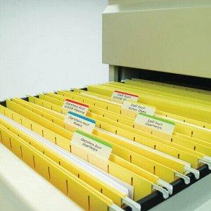 Закладки клейкие POST-IT Professional, пластиковые, 50 мм, 4 цвета х 6 шт., суперклейкие, со сгибом, 686-A1-RU
