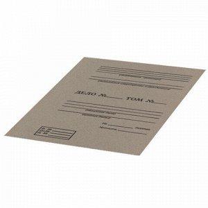 """Крышки переплетные картонные А4, 305х220 мм, с печатью """"Дело"""" ф. 21"""", КОМПЛЕКТ 100 шт."""