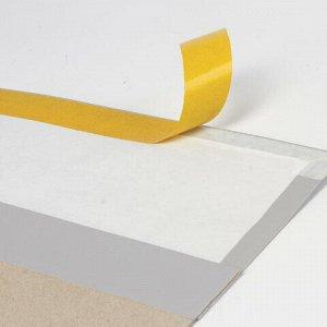 Папка архивная для переплета А4 (310х215 мм), 40 мм, без клапанов, переплетный картон/бумвинил