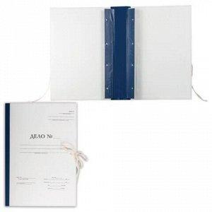 """Папка архивная для переплета """"Форма 21"""", А4 (320х228 мм), 50 мм, с гребешками, 4 отверстия, STAFF, 127132"""