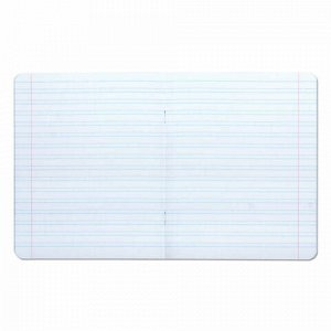Тетрадь 12 л. BRAUBERG КЛАССИКА, узкая линия, обложка картон, АССОРТИ (5 видов), 103277