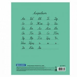 """Тетрадь BRAUBERG """"EXTRA"""" 24 л., линия, плотная бумага 80 г/м2, обложка картон, 105711"""