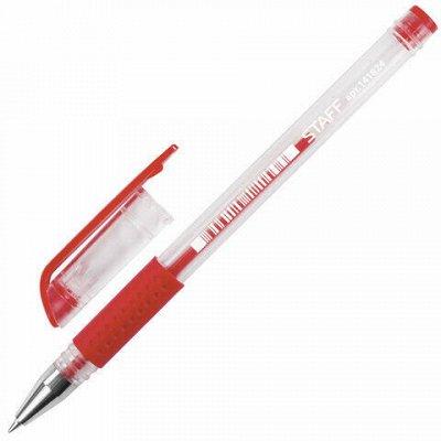 HATBER и ко — яркая качественная доступная канцелярия — STAFF-Ручки и стержни гелевые — Канцтовары