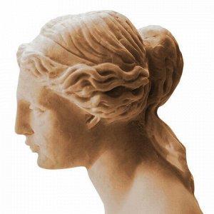 Пластилин скульптурный ОСТРОВ СОКРОВИЩ, телесный, 0,5 кг, мягкий, 104813