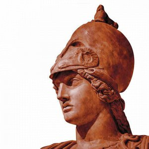 Пластилин скульптурный ОСТРОВ СОКРОВИЩ, терракотовый, 0,5 кг, мягкий, 104814