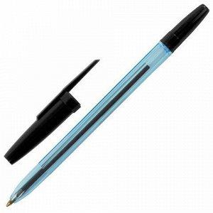 """Ручки шариковые STAFF """"Office"""", НАБОР 4 шт., АССОРТИ, узел 1 мм, линия письма 0,7 мм, 142961"""