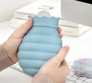 Грелка Xiaomi Jordan & Judy Silicone Hot Water Bottle / 620 мл