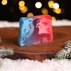 Мыло ручной работы «Светлого Рождества!»