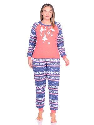 Пижама женская арт 31688-2