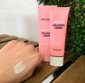 Крем с коллагеном и экстрактом акульего плавника  Shark's Fin Collagen Cream