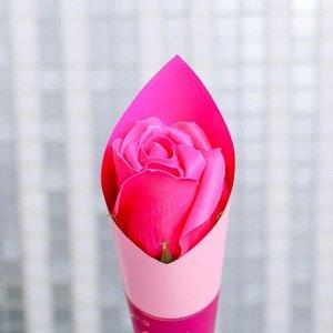 """Мыльный цветок """"Прекрасной тебе"""""""