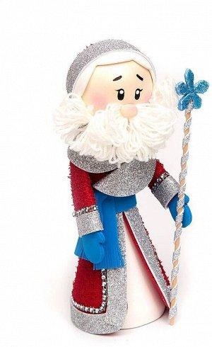 """Набор для творчества Создай куклу """"Дед Мороз"""""""