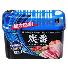 Дезодорант-поглотитель неприятных запахов для общего отделения холодильника с древесным углем
