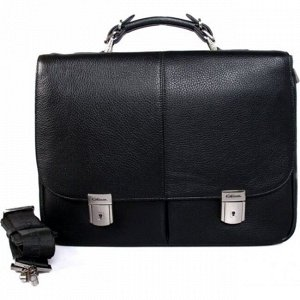 Мужская сумка Giorgio Ferretti 030 008 nero GF Черный