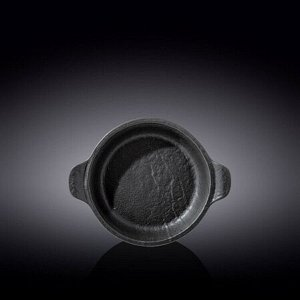 WILMAX SLATESTONE Форма для запекания 18,5х15см, цв.черный WL-661141 / A