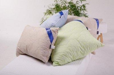 Супер распродажа бязи и поплина от 809 р  — Подушки и одеяла — Подушки