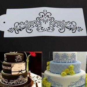 Трафарет Кондитерские трафареты: как с ними работать? Чтобы изящно украсить собственноручно приготовленный вами торт или пирог, совсем необязательно обладать выдающимися художественными способностями.