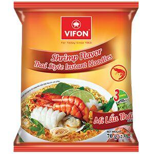 VIFON с креветкой в тайском стиле
