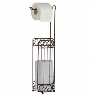 """AXENTIA """"Nostalgie"""" Стойка для туалетной бумаги 15х57см 282082"""
