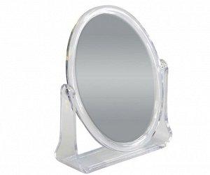 AXENTIA Зеркало настольное 12,3х14,5х3,7см 702740