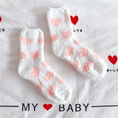 Стильные носки. В наличии — Плюшевые носочки — Носки
