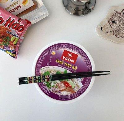 🚀 Вкусный Вьетнам. Большое пополнение ассортимента — Каши, лапша. Скидки! — Азия
