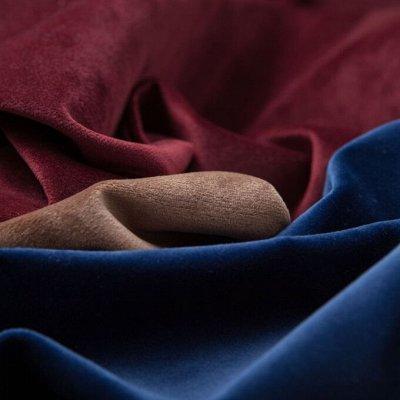 TEXTILE➕№5 - Всё для штор, мягкой мебели, текстиль для дома  — Ткань мебельная Cleopatra (Велюр) — Ткани