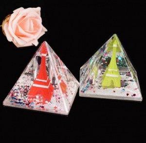 """Подставка для ручек """"Пирамида """""""