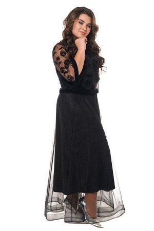 Платье-3677