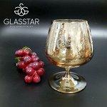 Набор бокалов Glasstar Эталон / 3 шт. 410 мл