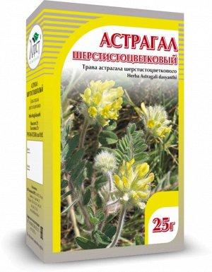 Астрагал шерстистоцветковый, трава 25 гр. Хорст