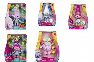 Игрушка Hasbro Trolls Тролль , в ассорт. 20*7*25 см