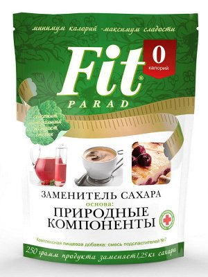 Fit Parad Заменитель сахара №7